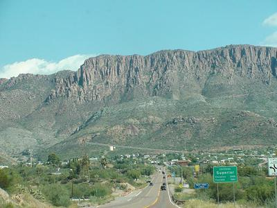 Superior Arizona