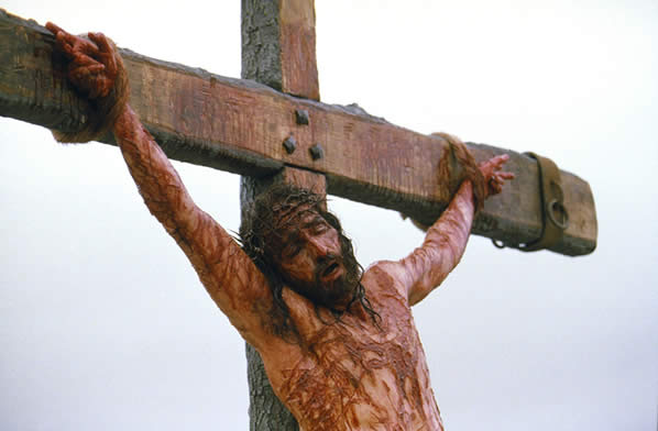 The Catholic Mass and the Sacrifice of Jesus on the Cross