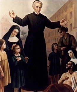 St. Luigi Scrososoppi - Patron of AIDS Sufferers