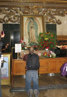Guadalupe Pilgrimage Prayer