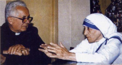 Mother Teresa Monsignor Paolo