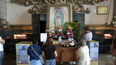 Prayer Essence of Guadalupe Pilgrimage