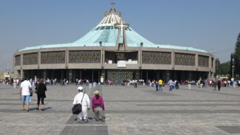 The New Basilica of Our Lady of Guadalupe