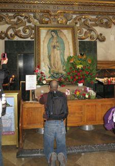 Guadalupe Pilgrimage Prayer