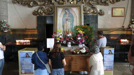 Prayer Essence of Guadalupe Pilgrimage